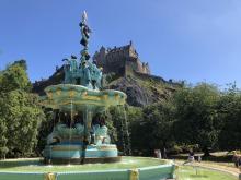 filming scotland