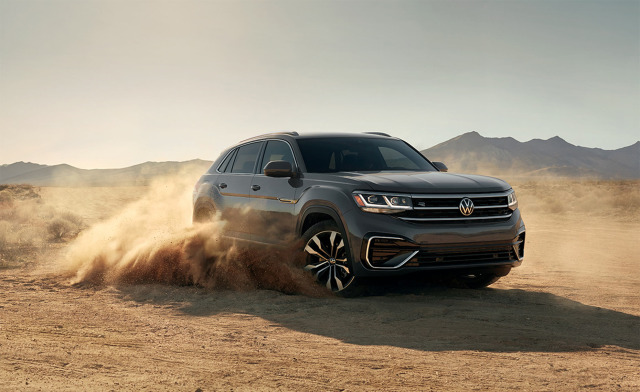 VW Atlas Cross Sport gallery