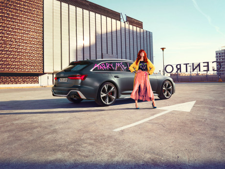 Photographer: Anke Luckmann for Audi gallery