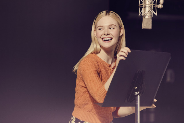 Audible - Elle Fanning gallery