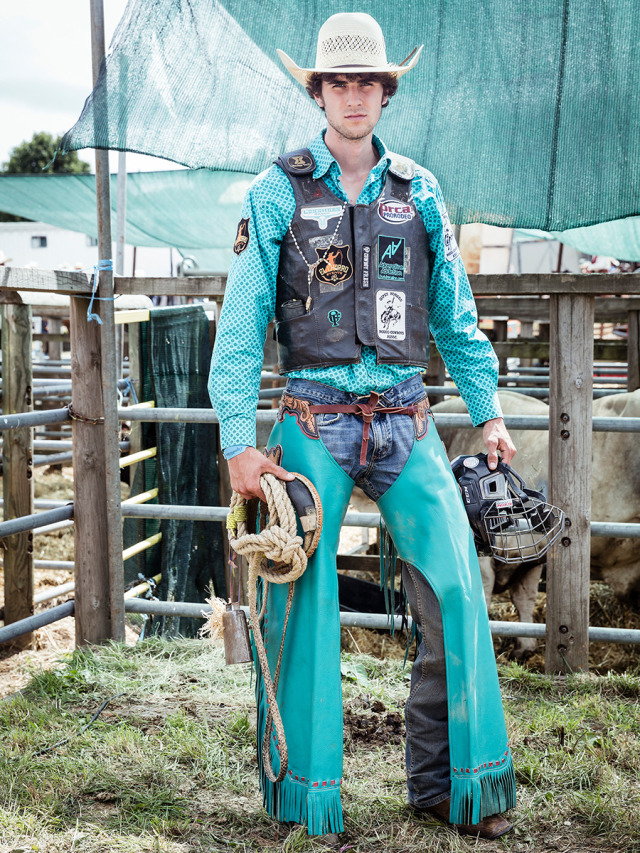William Junior Dougan - Bull Rider gallery