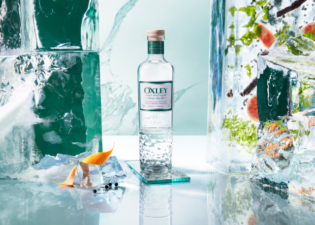 Client: Oxley Gin gallery