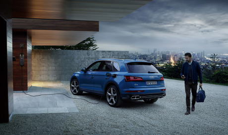 Client: Audi Q5 Hybrid gallery