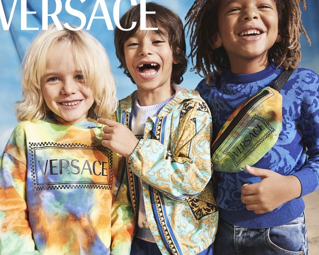 Versace SS20 gallery