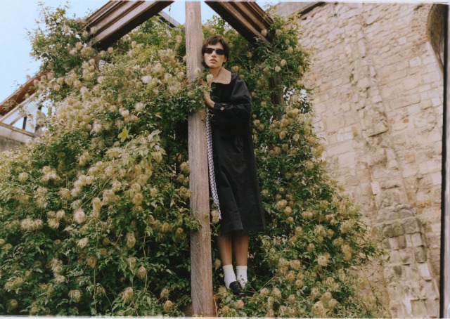 Photographer: Ina Lekiewicz for Barbour x Alexa Chung gallery