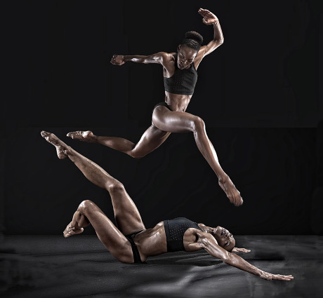 Briana Alvin Ailey Dance gallery