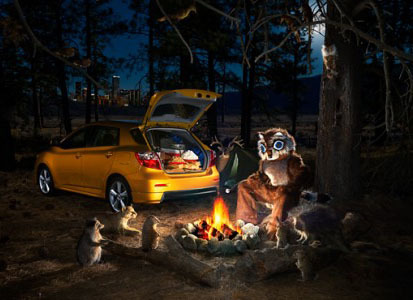 Carl Johan Paulin for Toyota gallery
