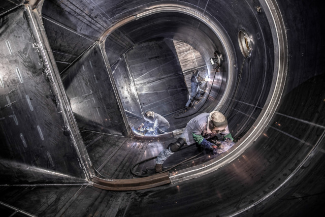 Corporate & Industrial Photography Category Winner - Tadd Myers gallery