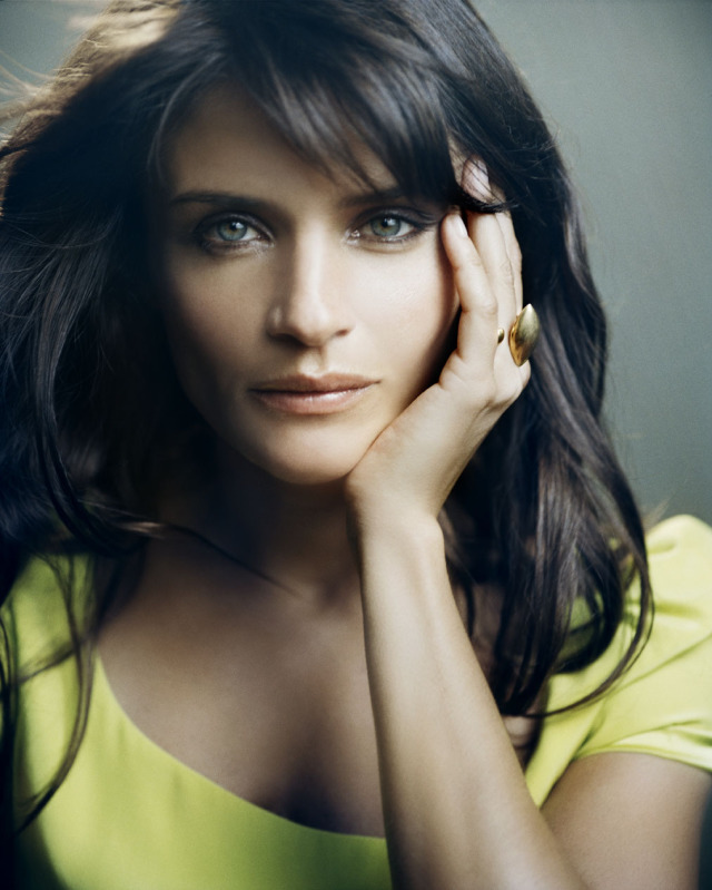 Model: Helena Christensen gallery