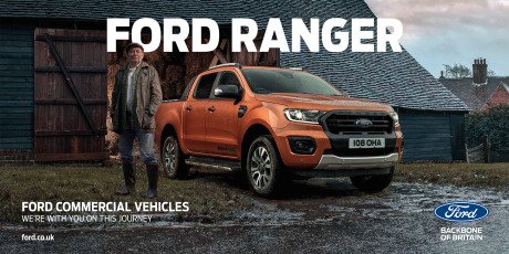2020/1 Ford - Backbone of Britain – farmer portrait gallery