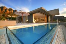 blue views luxury villas
