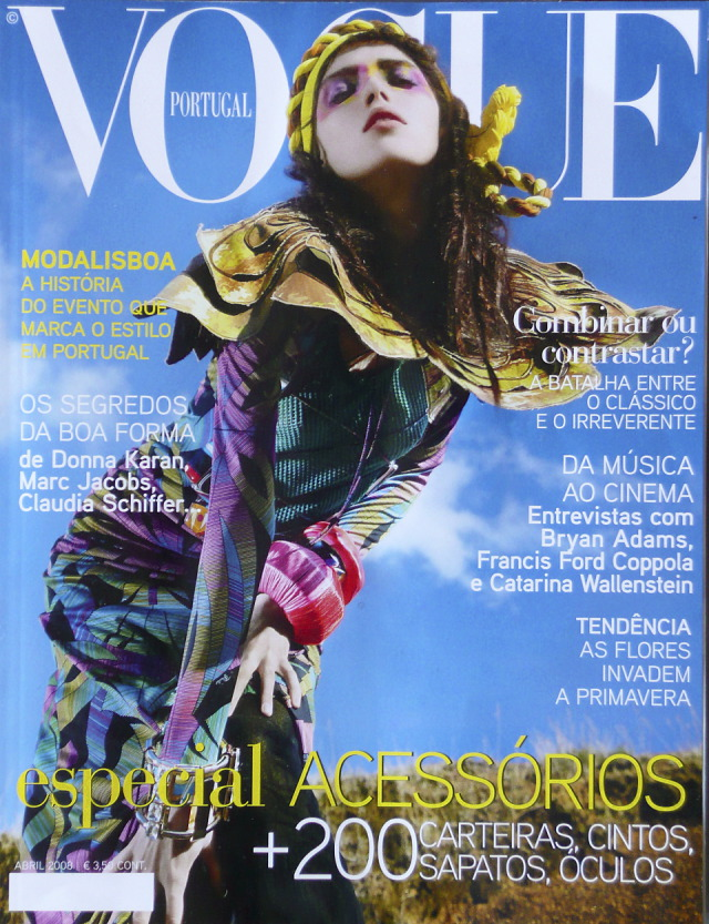 Client: Portuguese & Indian Vogue gallery