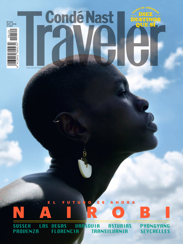 Cover Story Shot on location in Nairobi, Kenya. Model : Ajuma for Condé Nast Traveler Spain gallery