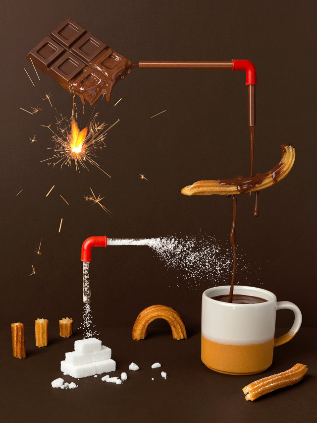 Personal Work: Flame the Choc  gallery