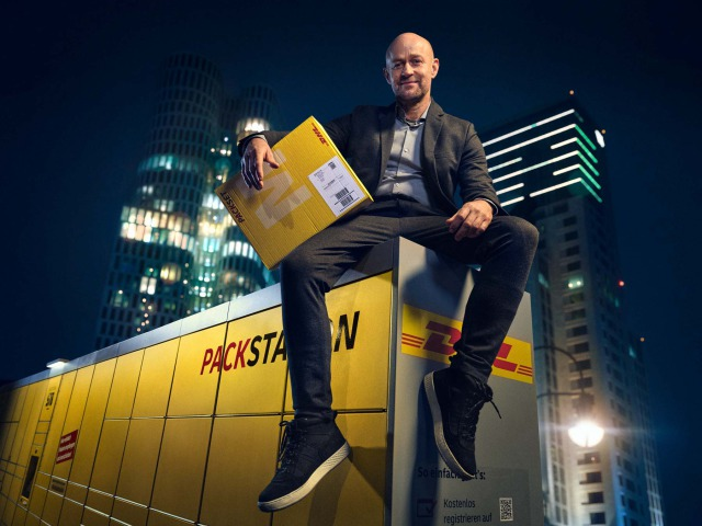 Project: Deutsche Post & DHL campaign gallery