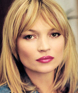 Kate Moss [Storm for Rimmel] gallery