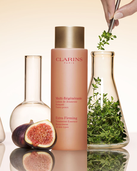 Client: Clarins gallery