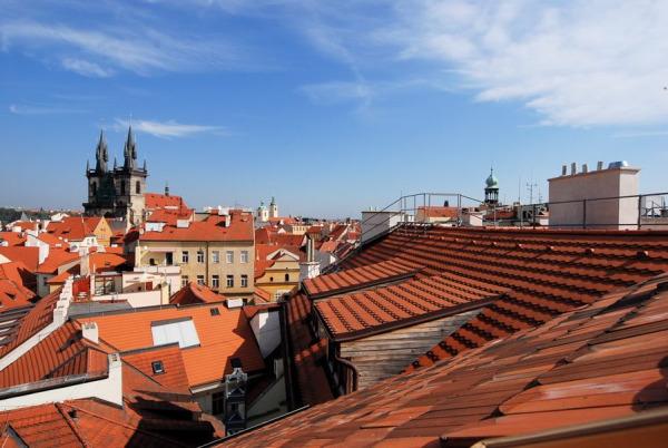 Prague prague issue 127 showcase sep 2008 for Special places to stay prague