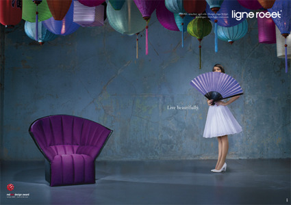 Photo: Julia Fullerton-Batten for Ligne Roset gallery