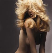 petra mechurova hair