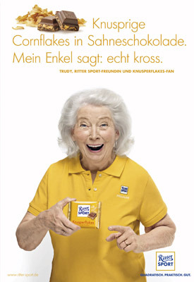 Benne for Ritter Sport gallery