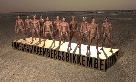 Client: Bikkembergs gallery