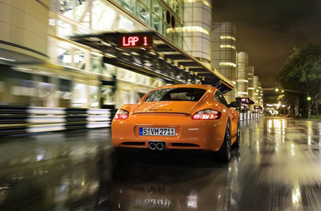 Photo: Manu Agah for Porsche Cayman gallery