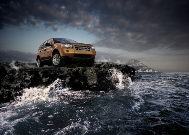 Client: Land Rover gallery