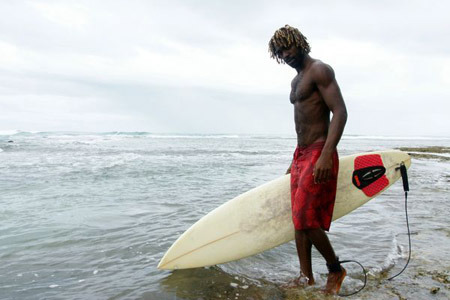 Black Surfers gallery