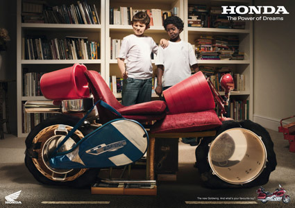 Photo: Tim McPherson for Honda gallery