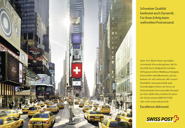 Client: Swiss Post gallery