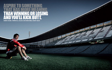 Client: Thompsons Vitamins Campaign featuring Robbie Deans gallery