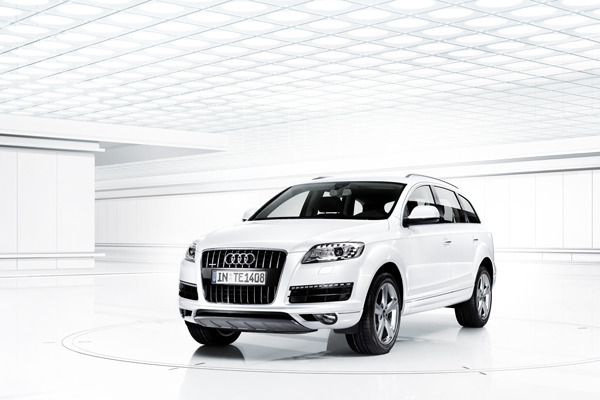 Client: Audi gallery