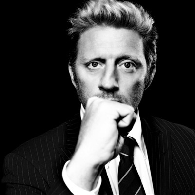 Boris Becker for boris-becker.tv gallery
