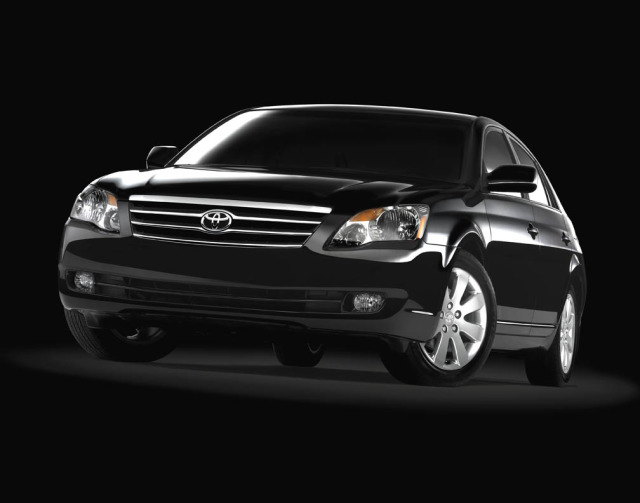 Client: Toyota Avalon gallery