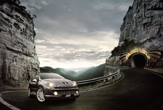Client: Peugeot 207 gallery