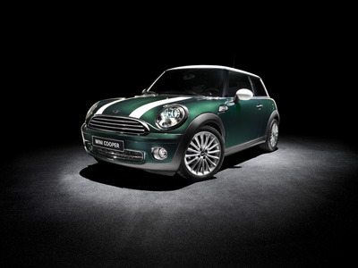 Photo: Tim Kent for Mini gallery
