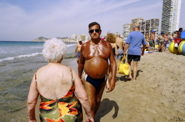 Photo: Matthew Murray 'Benidorm' gallery