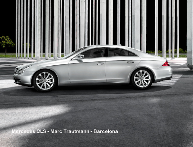 Client: Mercedes CLS gallery