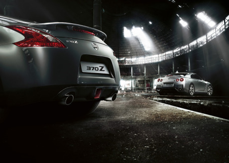 Client: Nissan 370Z (CGI) gallery