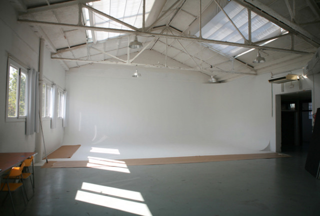 Studio1 - Cyclorama gallery