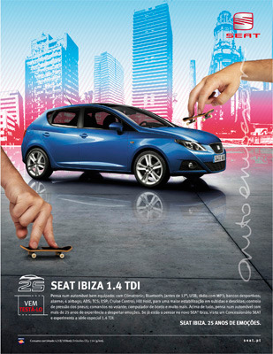 Client: Seat Ibiza gallery