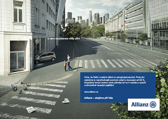 Campaign: Allianz gallery