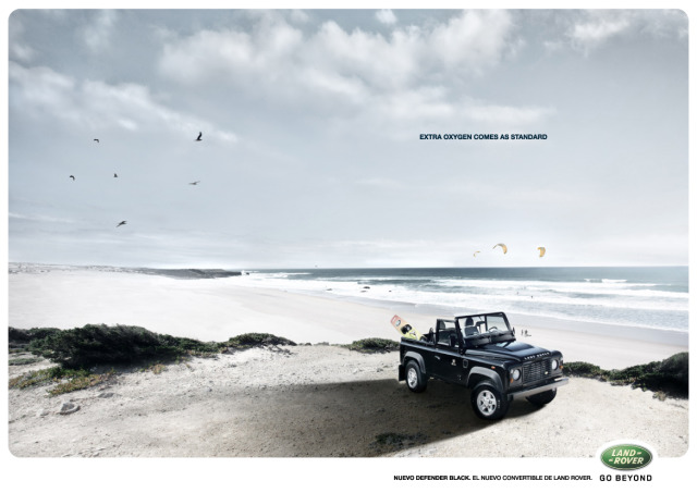 Client: Defender Land Rover gallery