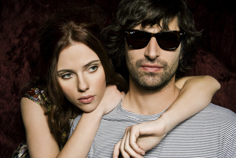 Photo: Scarlett Johansson and Pete Yorn by Jim Wright gallery