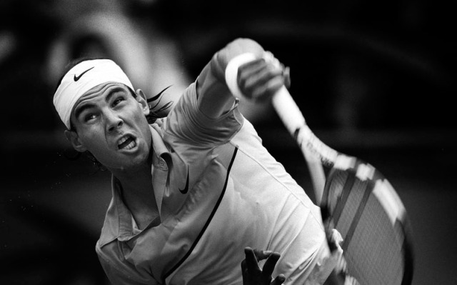 Photo: Rafael Nadal by Joachim Ladefoged gallery
