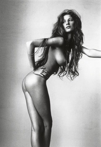 Photo: Giselle Bundchen by Irving Penn gallery
