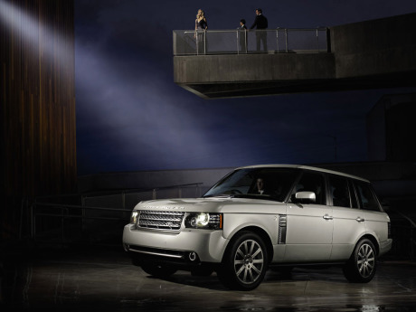 Campaign: Land Rover Autobiography 2010 gallery