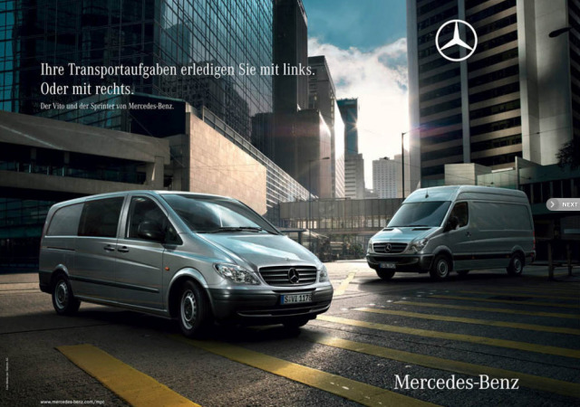 Client: Mercedes Sprinter gallery