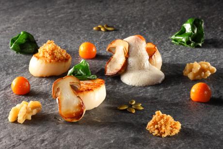 Food drink photography spotlight may 2010 magazine for Alis cuisine wakefield menu